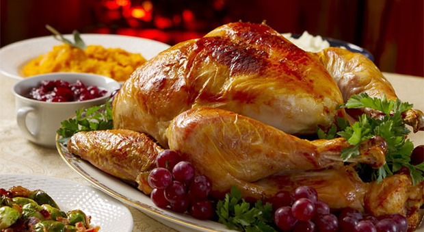 Tacchino per il Thanksgiving Day